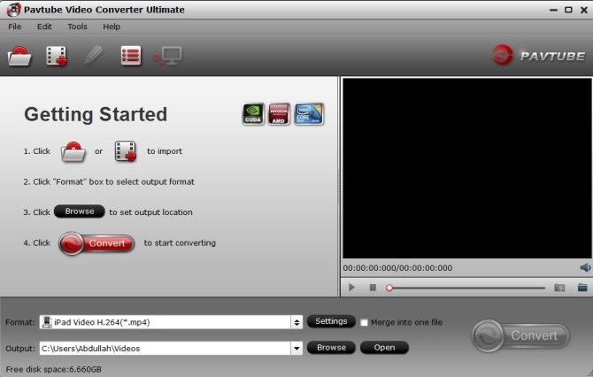 Pavtube Video Converter Ultimate 4.9.0.0 Pic 8