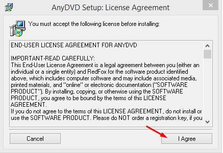 RedFox AnyDVD HD 8 1 9 0 Crack is Here | LifeTime Version - BicFic