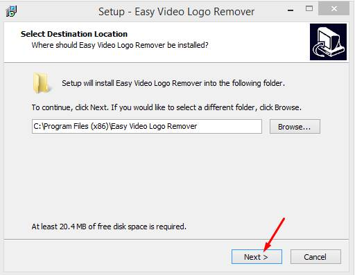 easy video logo remover key Pic 1