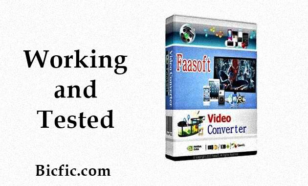 Faasoft Video Converter 5.4.16.6193 Crack is Here | Lifetime Version