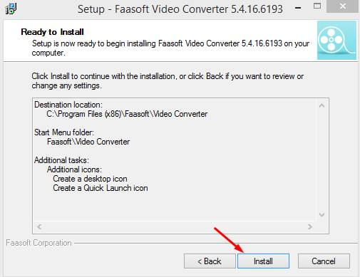 faasoft video converter licence