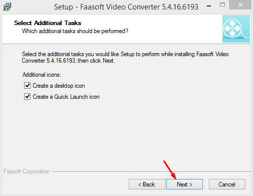 faasoft video converter serial number Pic 5