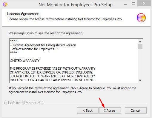 net monitor for employees professional serial Pic 2