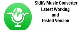 sidify music converter crack