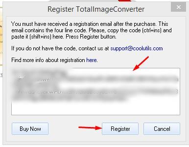 total image converter registration code Pic 6