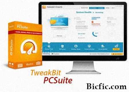 TweakBit PCSuite 9.1.1.0 Crack is Here | LifeTime Version