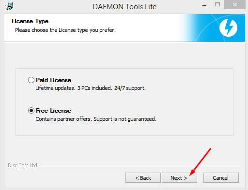 daemon tools lite serial Pic 2
