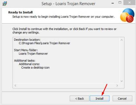 loaris trojan remover activation key Pic 6