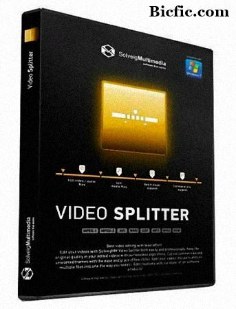 SolveigMM Video Splitter 6.1.1703.6 Business Edition Crack is Here! [Latest]