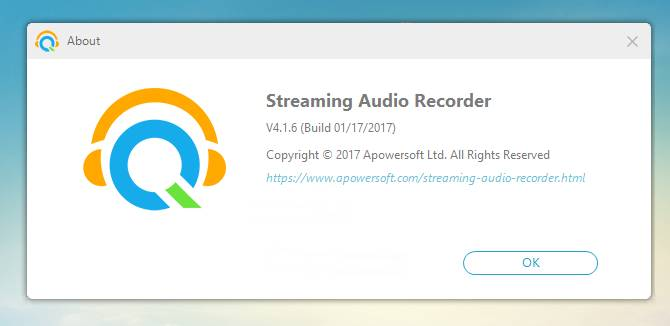 apowersoft streaming audio recorder key pic 3
