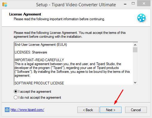 tipard video converter serial key pic 2