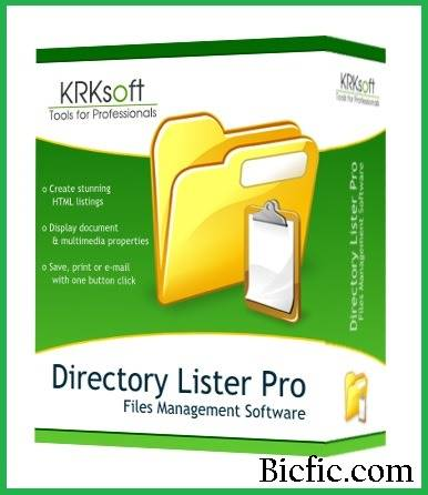 Directory Lister Pro crack