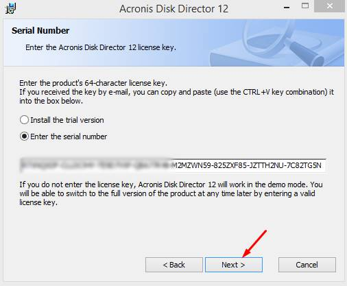 acronis disk director serial pic 2