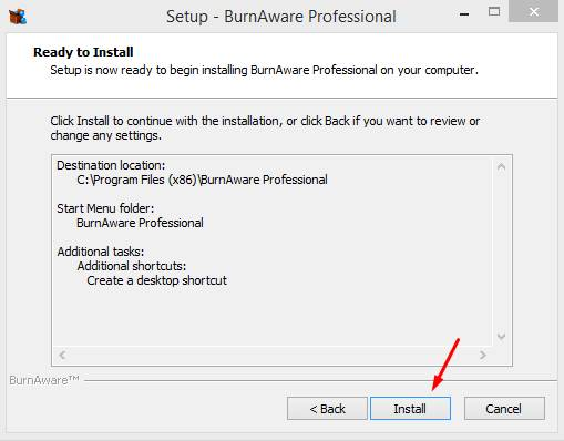 burnaware professional license key pic 2