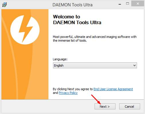 daemon tools ultra serial pic 1