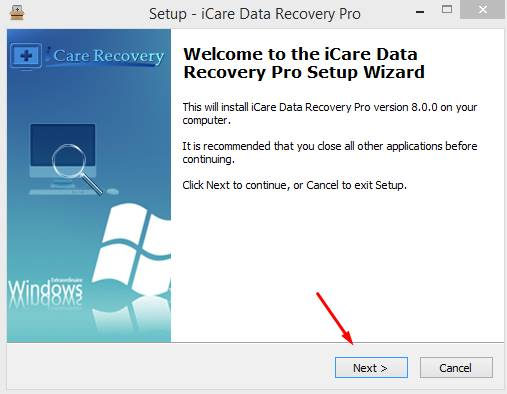 icare data recovery key pic 1