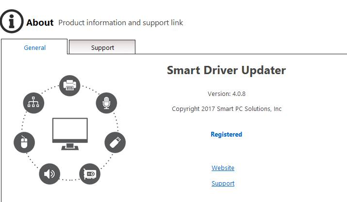 smart driver updater serial key Pic 4