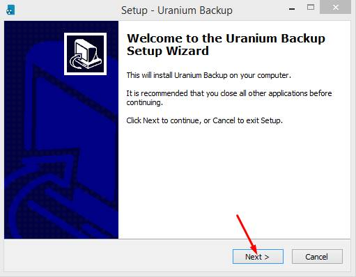 uranium backup serial pic 1