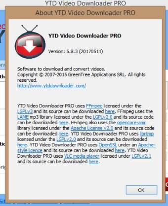 youtube downloader serial key Pic 2