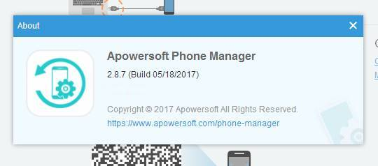 apowersoft phone manager serial key pic 6