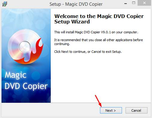 magic dvd copier registration code pic 1