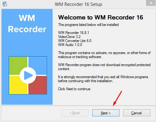 wm recorder serial pic 1