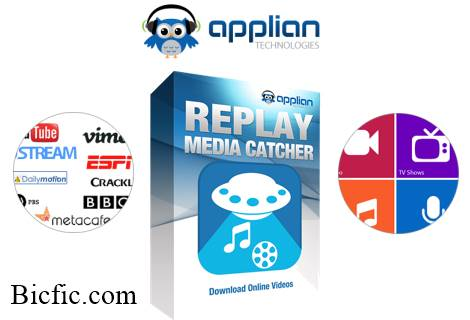 Replay Media Catcher Crack