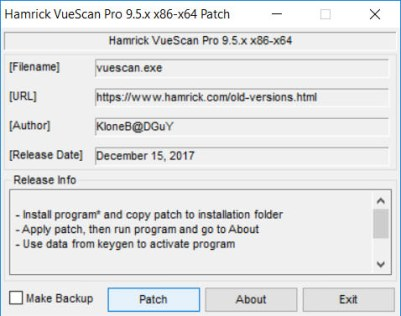 VueScan Pro 9 6 47 Crack Full Version is Here ! (2019) - BicFic
