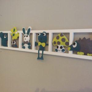 decoration murale foresti tons bleu canard vert gris bichat 223