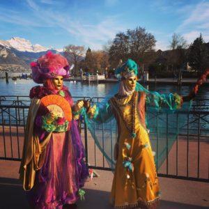 Carnaval vénitien annecy