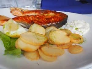 restaurant san sebastian