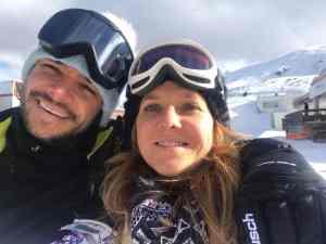 Courchevel ski
