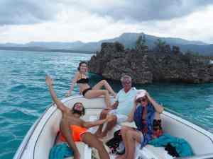 île maurice bénitier