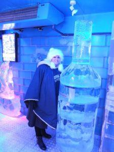 ice bar budapest