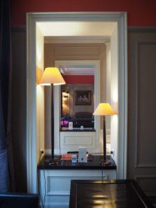 hôtel le lavoisier - Paris 8ème