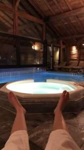 hameau albert 1er chamonix spa