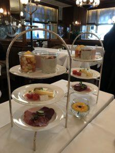 Schweizerhof hotel berne petit déjeuner
