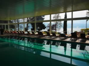 Beatus wellness & spa interlaken indoor pool