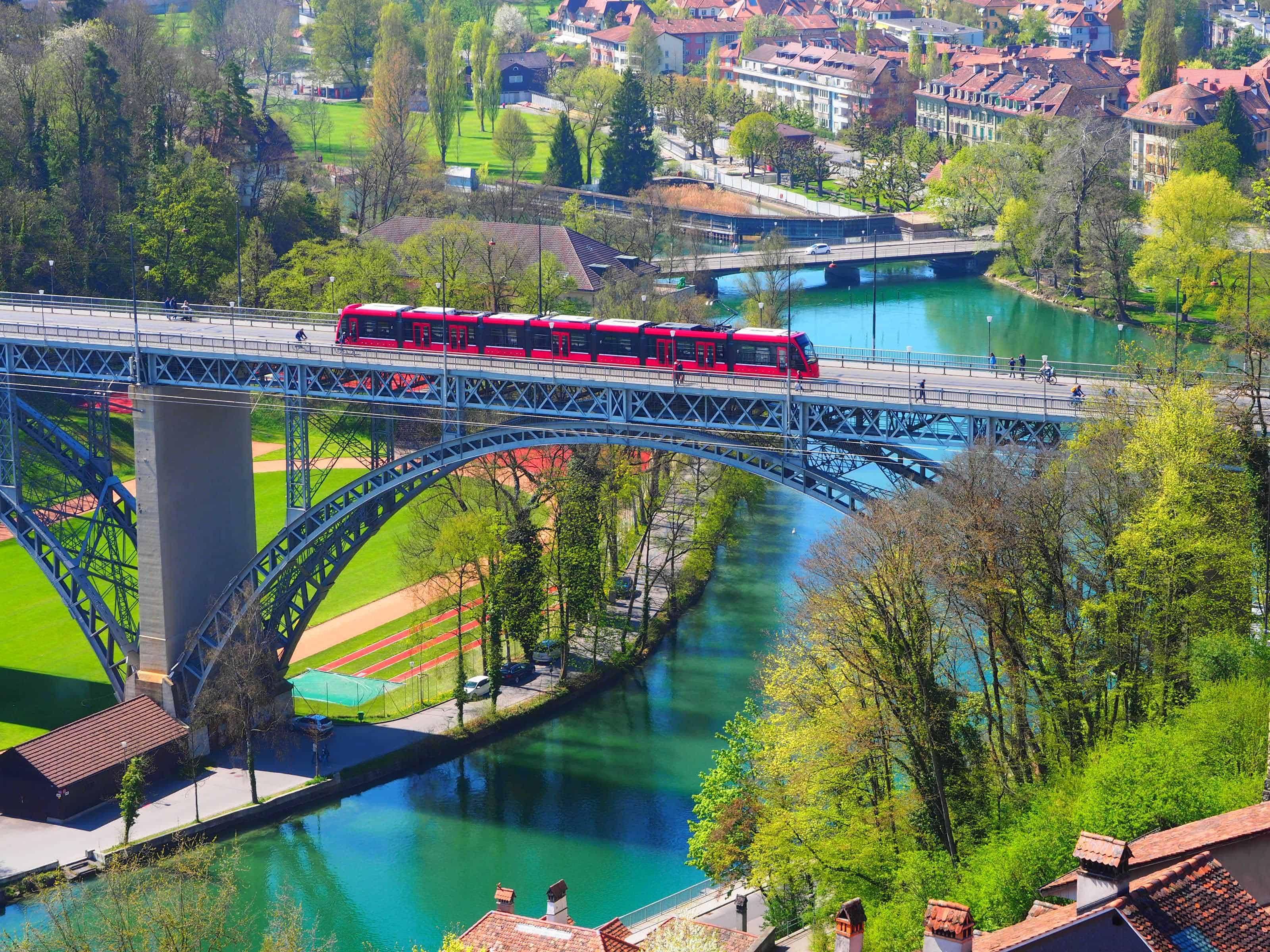 Ville Sympa  Ef Bf Bd Visiter En Suisse