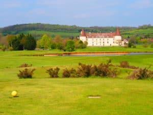 château de chailly golf