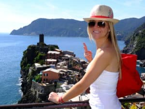 Cinque Terre Italie biche around the world