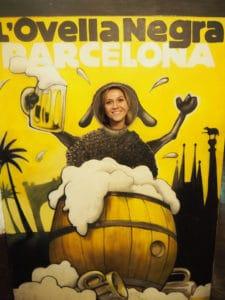Ovella Negra Barcelone