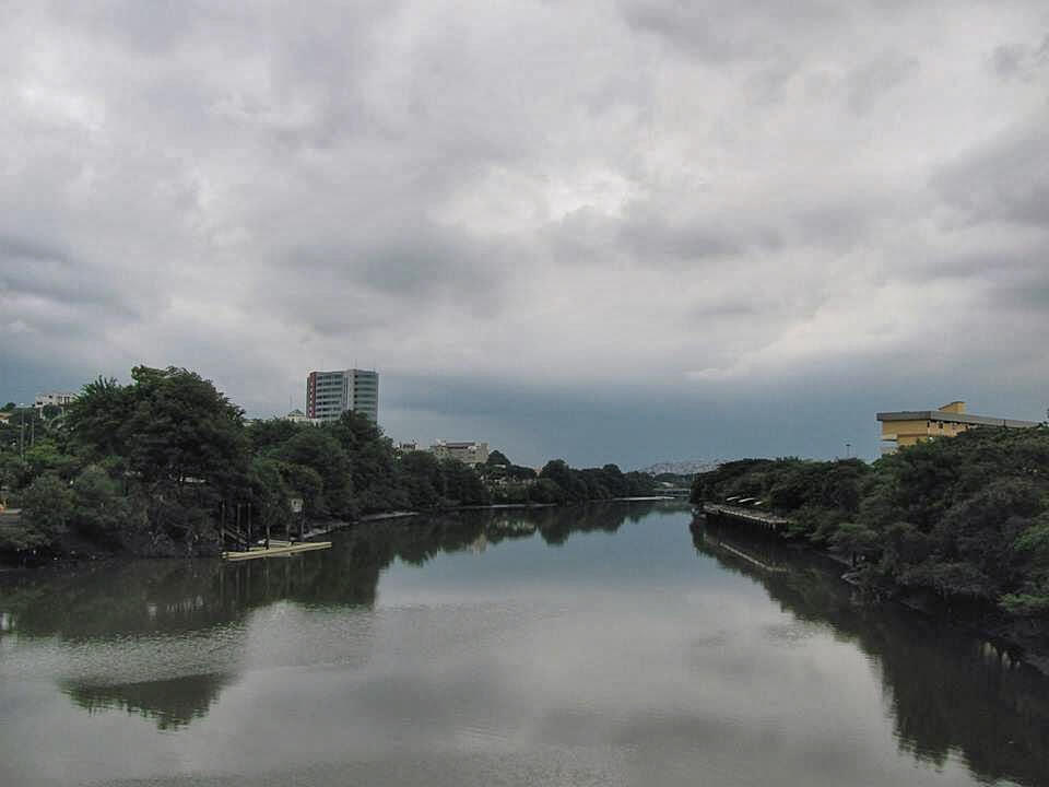 Río Guayas en Guayaquil - Bichito viajero