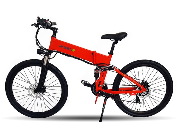 Bicicleta Eléctrica Mountain 27,5 r