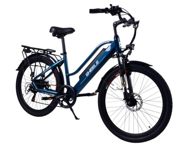 Bicicleta Eléctrica Rotterdam 26 az