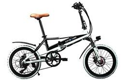 7 bicicletas eléctricas plegables de excelente calidad