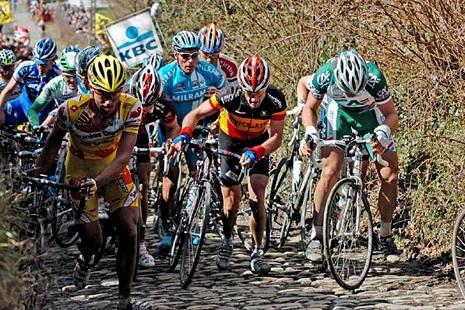 Ronde Van Vlaanderen - Koppenberg