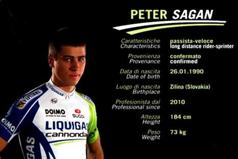 Ko je Peter Sagan?