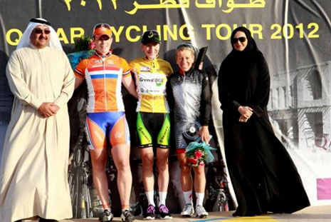 Tour of Qatar – dame