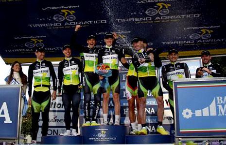 Tirreno-Adriatico 2012 E1 Donoratico 17km